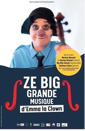 ZE BIG GRANDE MUSIQUE D'EMMA LA CLOWN