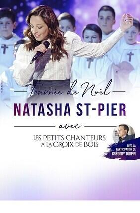 NATASHA ST PIER TOURNEE DE NOEL AUTOUR DE DIJON