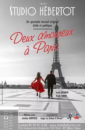 DEUX AMOUREUX A PARIS
