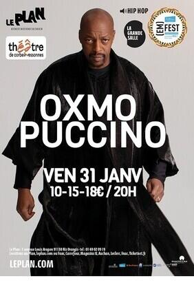 OXMO PUCCINO + MOKA BOKA A RIS ORANGIS