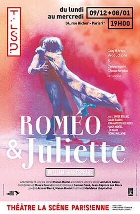ROMEO ET JULIETTE A LA SCENE PARISIENNE