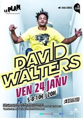 DAVID WALTERS + YELLOW STRAPS A RIS ORANGIS