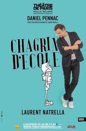 CHAGRIN D'ECOLE DE DANIEL PENNAC