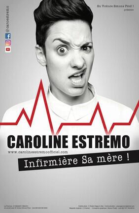 CAROLINE ESTREMO DANS INFIRMIERE SA MERE A LYON