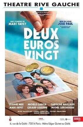 DEUX EUROS VINGT