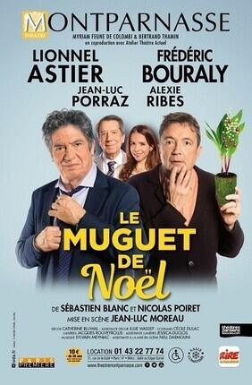 LE MUGUET DE NOEL AVEC LIONNEL ASTIER ET FREDERIC BOURALY