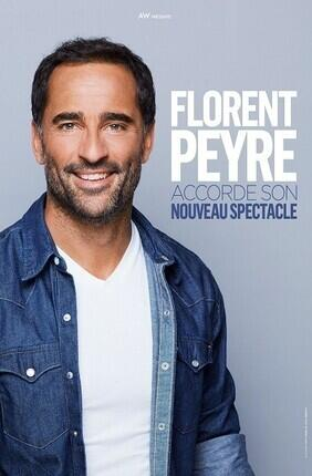 FLORENT PEYRE ACCORDE SON NOUVEAU SPECTACLE