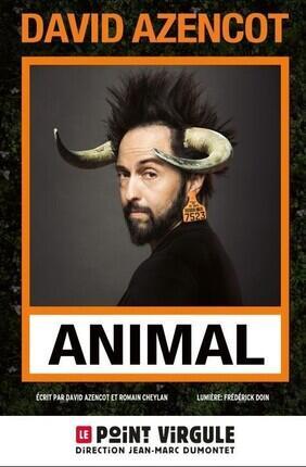 DAVID AZENCOT DANS ANIMAL
