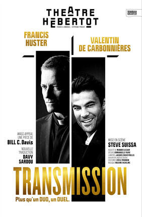 TRANSMISSION AVEC FRANCIS HUSTER
