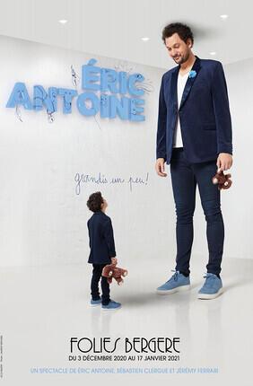 ERIC ANTOINE DANS GRANDIS UN PEU !