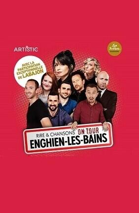 ZE SPECTACLE ON TOUR AVEC LA BAJON A ENGHIEN