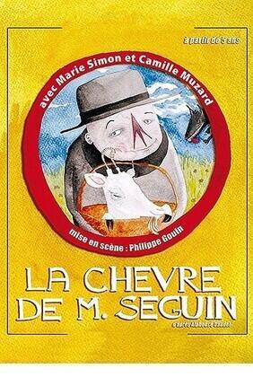 LA CHEVRE DE M. SEGUIN A NANTES