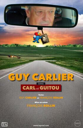 GUY CARLIER DANS CARL ET GUITOU A BOULOGNE BILLANCOURT
