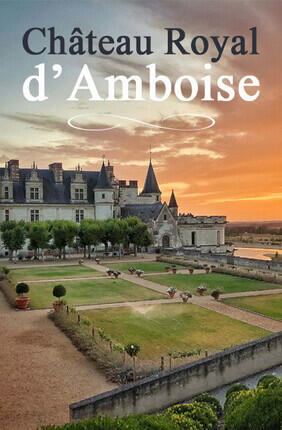 CHATEAU ROYAL D'AMBOISE : BILLET