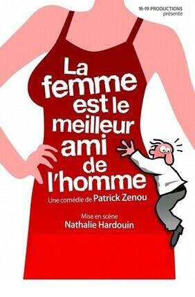 LA FEMME EST LE MEILLEUR AMI DE L'HOMME A CABRIES
