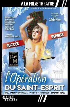 L'OPERATION DU SAINT ESPRIT
