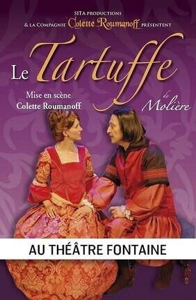LE TARTUFFE (Th. Fontaine)