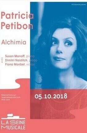 PATRICIA PETIBON ALCHIMIA