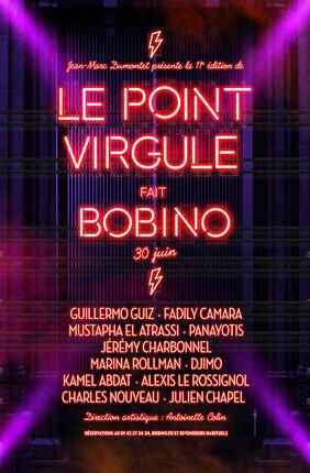 LE POINT VIRGULE FAIT BOBINO