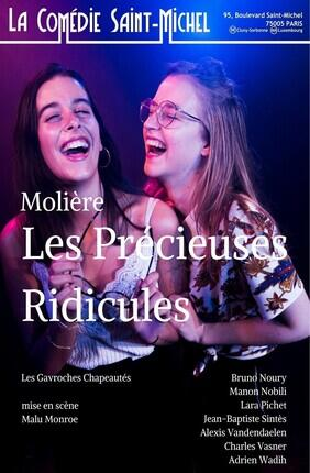 LES PRECIEUSES RIDICULES (Comedie Saint Michel)