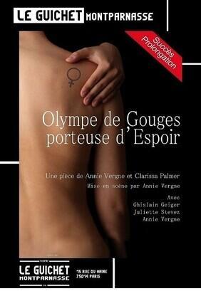 OLYMPE DE GOUGES, PORTEUSE D'ESPOIR