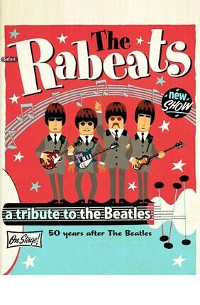 THE RABEATS - A TRIBUTE TO THE BEATLES (Palais des sports)