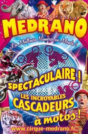 GRAND CIRQUE MEDRANO (Nantes Expo)