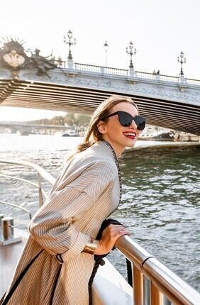 PARIS CITY TOUR + CROISIERE SUR LA SEINE