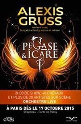 ALEXIS GRUSS - PEGASE & ICARE