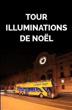 TOUR ILLUMINATIONS DE NOEL