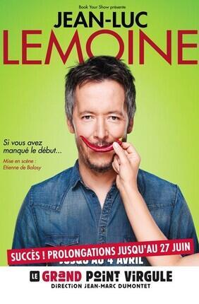JEAN-LUC LEMOINE, SI VOUS AVEZ MANQUE LE DEBUT...