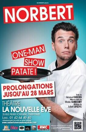 NORBERT DANS ONE-MAN-SHOW PATATE !