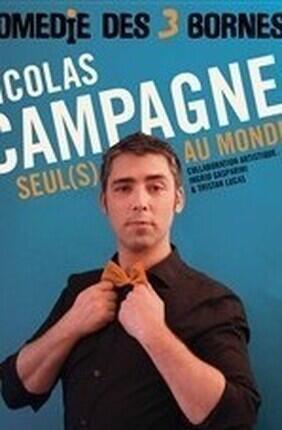 NICOLAS CAMPAGNE DANS SEUL(S) AU MONDE