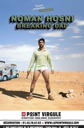 NOMAN HOSNI - BREAKING DAD