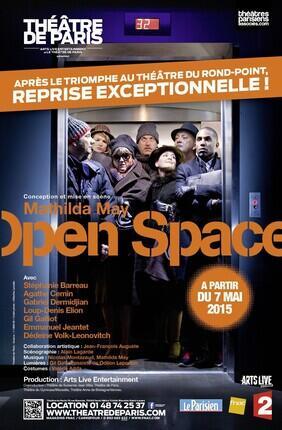 OPEN SPACE (Théâtre de Paris)