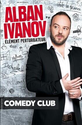 ALBAN IVANOV - ELEMENT PERTURBATEUR