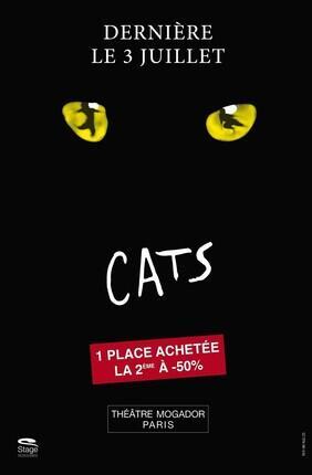 CATS, LA COMEDIE MUSICALE