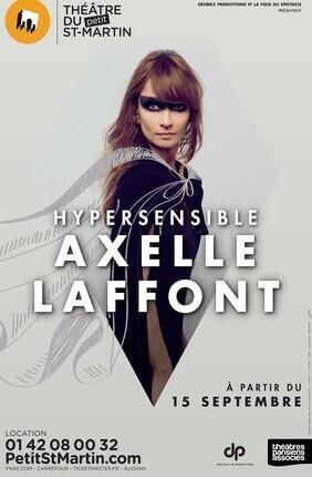 AXELLE LAFFONT - HYPERSENSIBLE