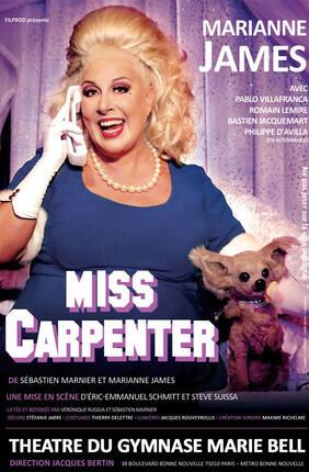MISS CARPENTER AVEC MARIANNE JAMES