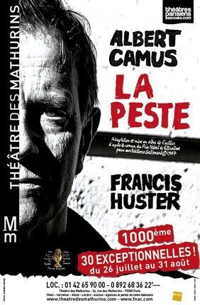 LA PESTE AVEC FRANCIS HUSTER