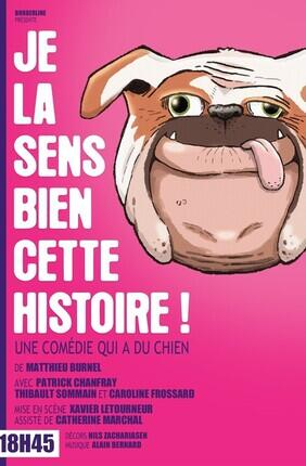 JE LA SENS BIEN CETTE HISTOIRE (Avignon)