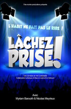 LACHEZ PRISE ! (Artebar Théâtre)