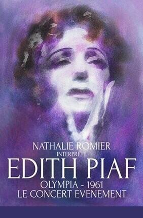 OLYMPIA 61 : NATHALIE ROMIER CHANTE PIAF