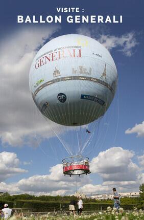 VISITE : BALLON GENERALI