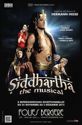 SIDDHARTHA - LE MUSICAL (Folies Bergère)