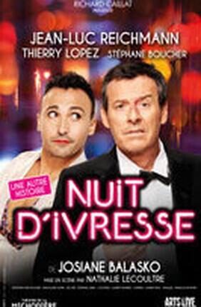 NUIT D'IVRESSE (Enghien)