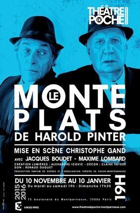 LE MONTE-PLATS (Theatre de Poche Montparnasse)