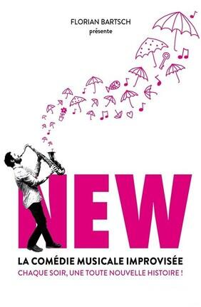 NEW - LA COMEDIE MUSICALE IMPROVISEE
