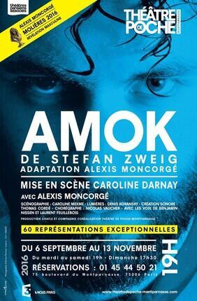 AMOK DE STEFAN ZWEIG