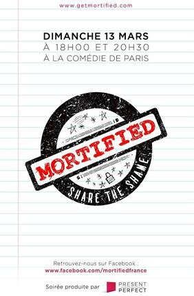 MORTIFIED - SHARE THE SHAME